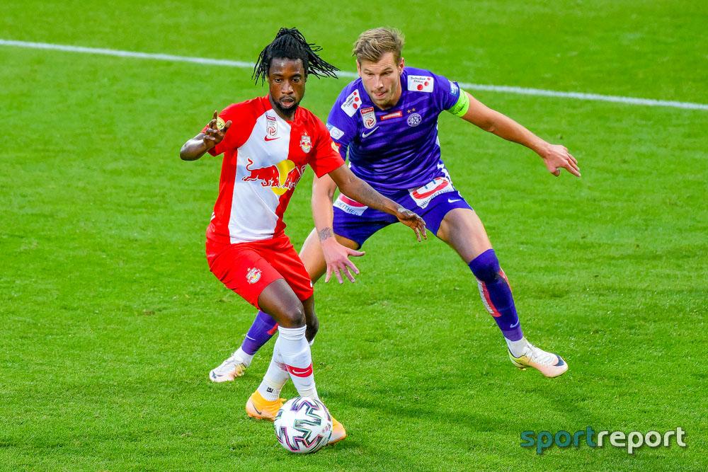 Im ÖFB Cup folgt für FC Red Bull Salzburg Austria Wien auf Rapid