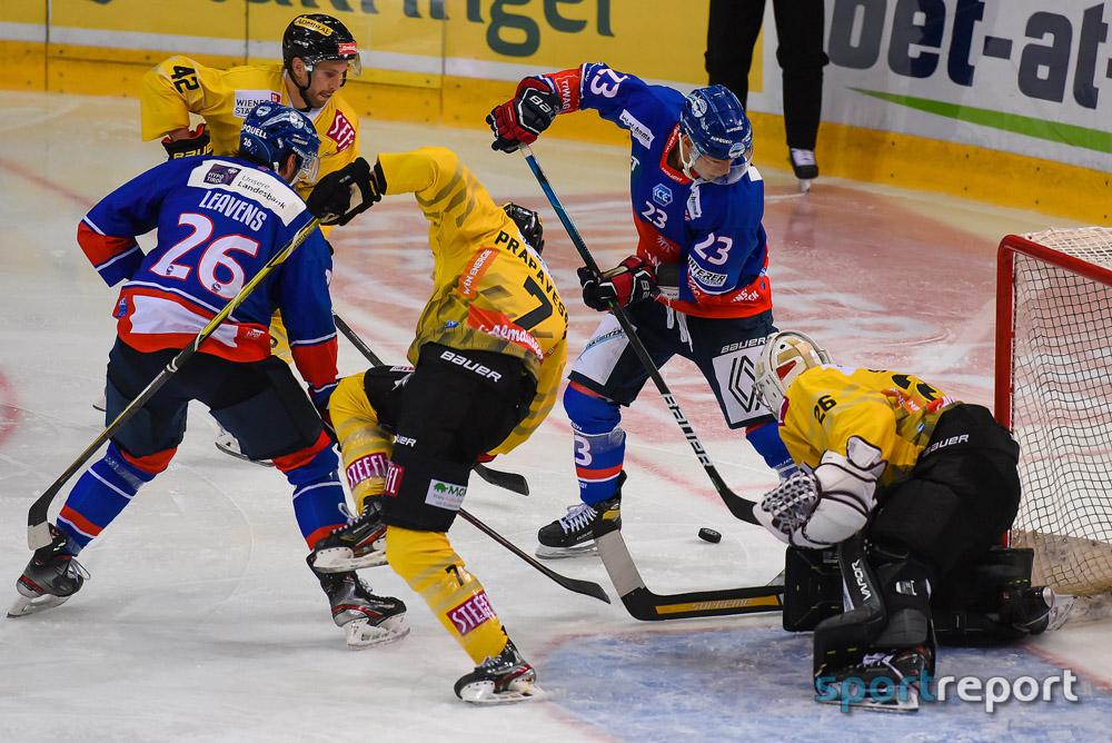 HC Innsbruck, Vienna Capitals, #HCIVIC