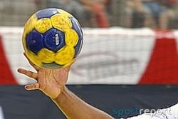 Handball, Men´s 18 EHF Championship - Foto © Sportreport