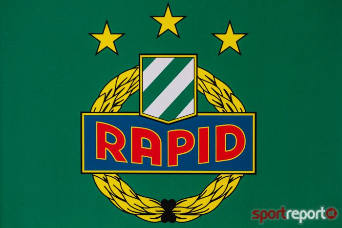 Fußball, Bundesliga, Tipico Bundesliga, Rapid Wien, Traustason, Chermiti, Amine Chermiti