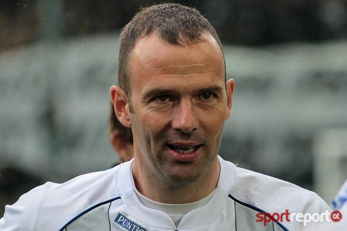 Fußball, Bundesliga, Sportreport History, History, Grazer Derby, Sturm Graz, GAK, Mario Haas