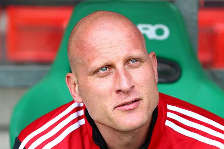 """Carsten Jancker (Trainer FC Marchfeld Donauauen): """"Ich möchte irgendwann in der 1. Liga trainieren"""""""