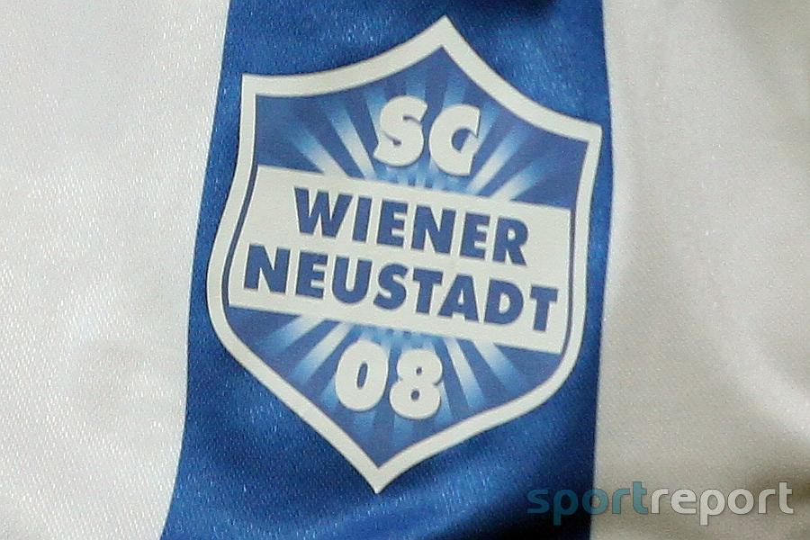 Fußball, tipico Bundesliga, SC Wiener Neustadt, SKN St. Pölten, NV Arena, Stadionnachweis