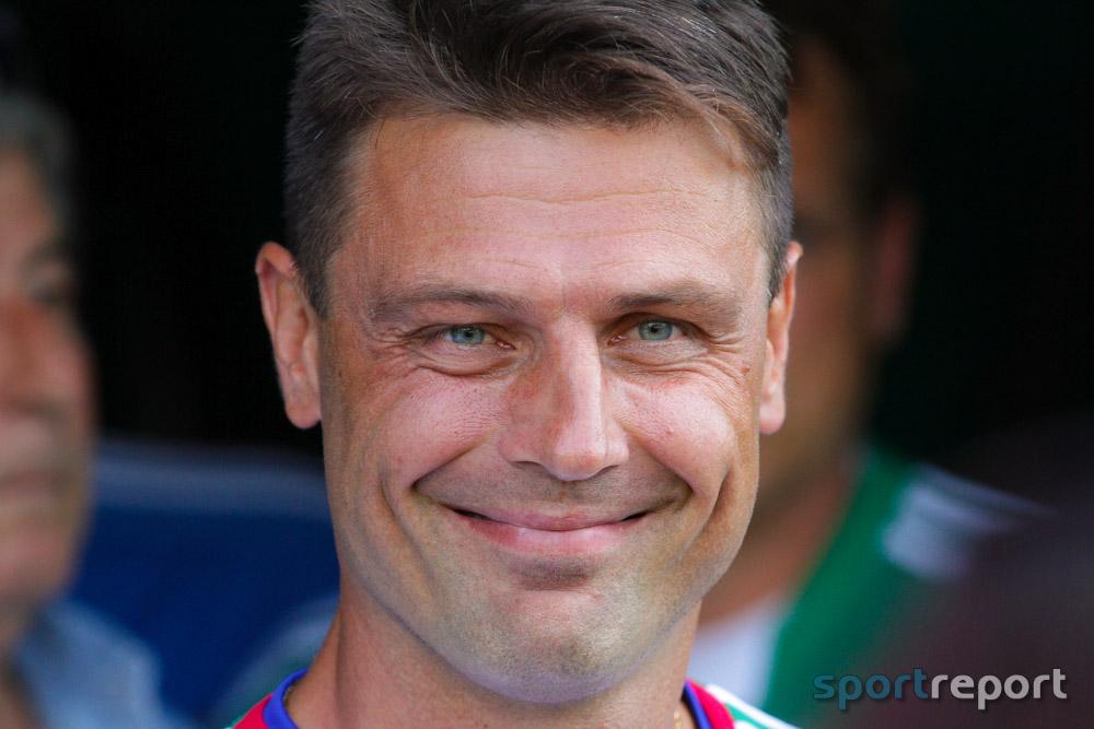 Gerhard Fellner neuer Co-Trainer beim SC Wiener Neustadt