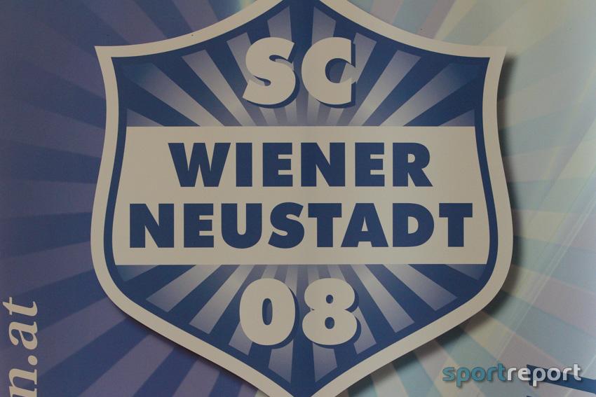 Fußball, Bundesliga, Sky Go Erste Liga, SC Wiener Neustadt, Rapid Wien, Red Bull Salzburg, Alex Sobczyk, Youba Diarra, Felix Adjei, Denis Bosnjak