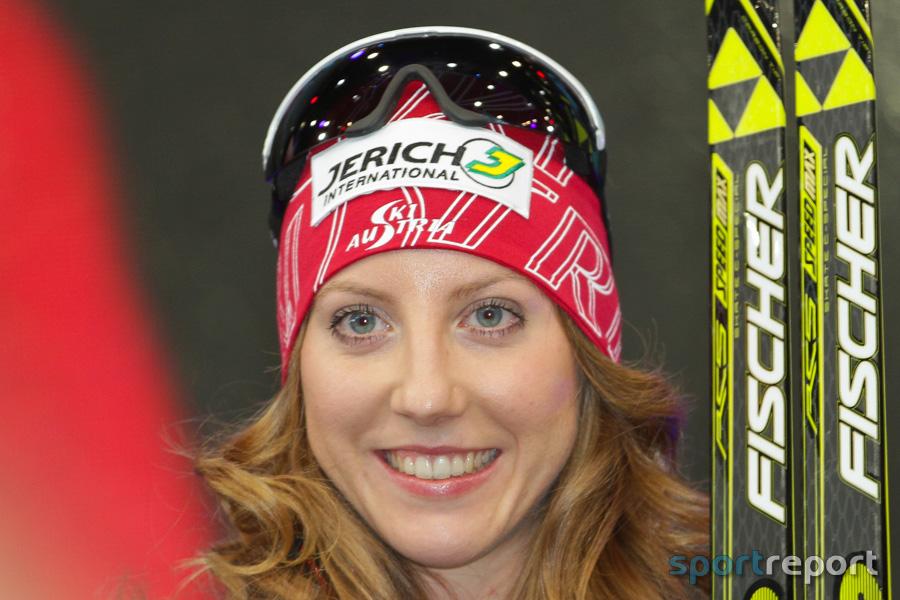 Langlauf, Stadlober, Teresa Stadlober, ÖSV, Gesamtrang, Laufzeit, Alp de Cermis, Tour de Ski