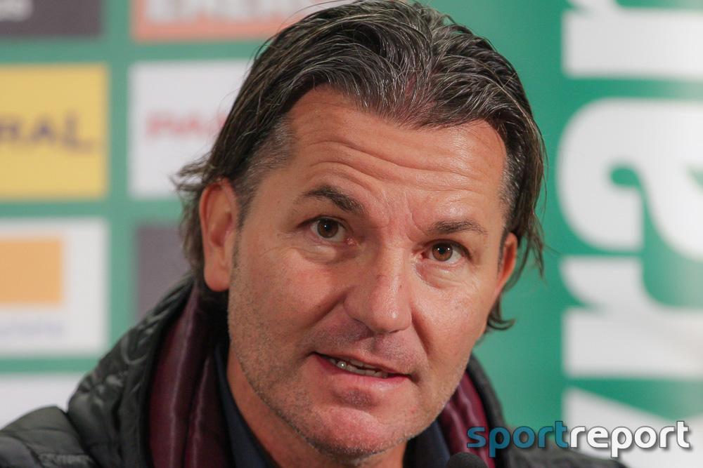 Gerald Baumgartner, SV Mattersburg