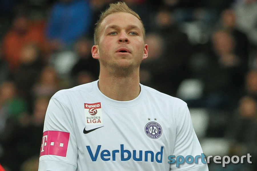 Fußball, Bundesliga, Tipico Bundesliga, Austria Wien, Holzhauser, Raphael Holzhauser, Austria Wien, Wohlfahrt, Franz Wohlfahrt