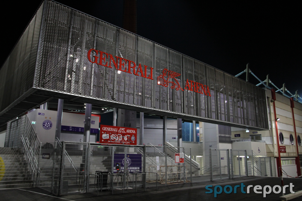 Generali Arena, Austria Wien