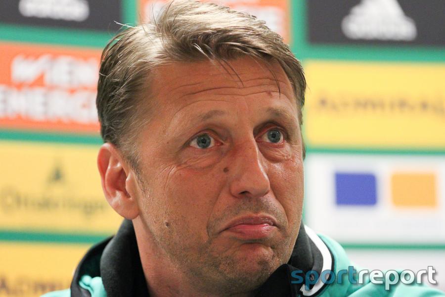 """Zoran Barisic (Geschäftsführer Sport SK Rapid Wien): """"Der Klub verträgt überhaupt keine Frauenfeindlichkeit, das entspricht nicht unserem Leitbild und wir distanzieren uns davon"""""""
