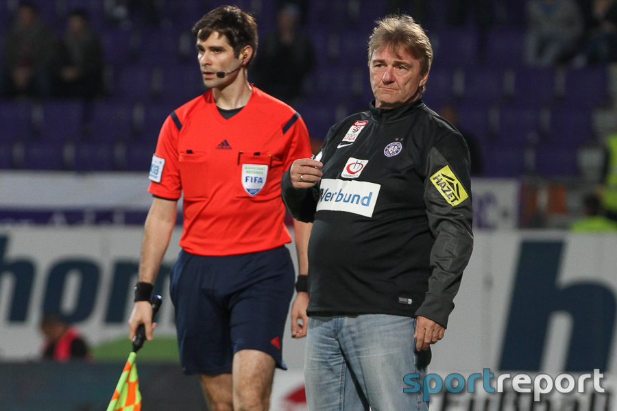 Fußball, Ostliga, Regionalliga Ost, Austria Amateure, Admira Juniors