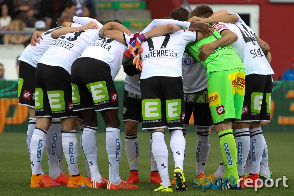 Fußball, Christian Gratzei, Sturm Graz, Tipico Bundesliga, Admira Wacker