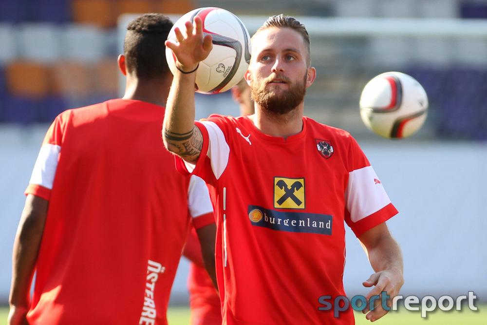 """Jakob Jantscher (SK Sturm Graz): """"Das Ergebnis ist nicht das, was wir wollten."""