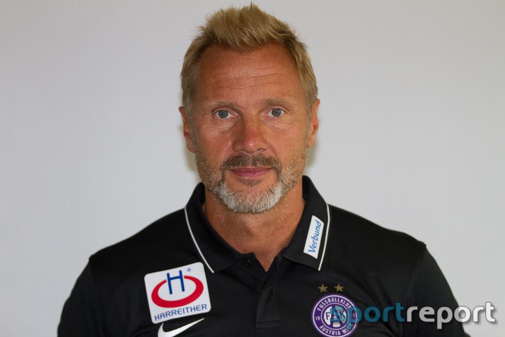 Fußball, Bundesliga, Tipico Bundesliga, Austria Wien, Thorsten Fink, Mein erstes Tor