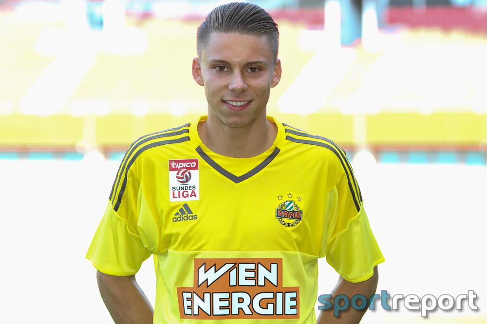 Vertrag verlängert - Tobias Knoflach bleibt bei Rapid Wien