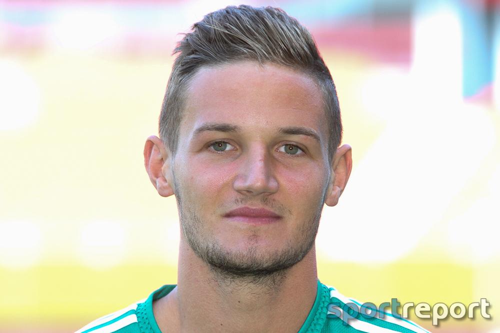 "Maximilian Hofmann (SK Rapid Wien): ""So in die Länderspielpause zu starten, tut richtig gut"""