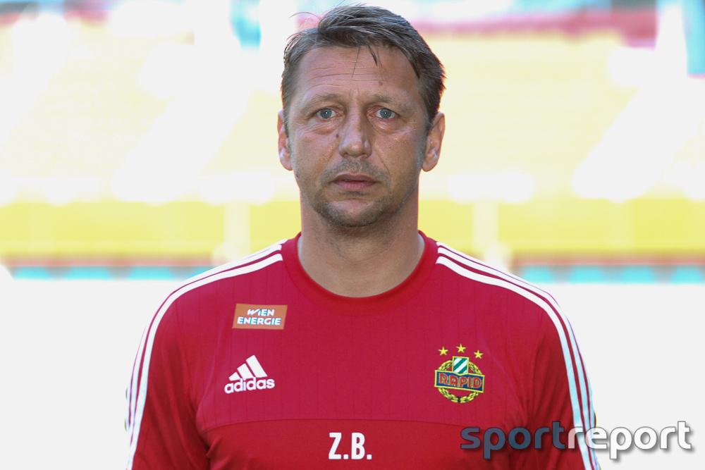 Zoran Barisic, Barisic, Rapid, Rapid Wien