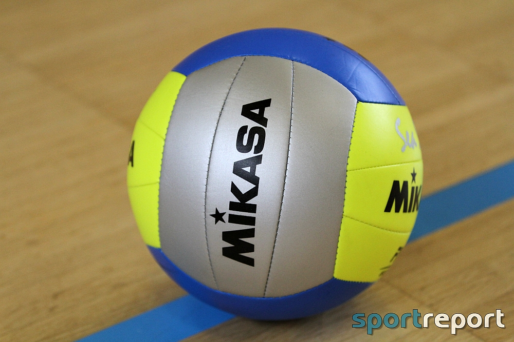 Volleyball, Volley League Men, UVC Holding Graz, Viertelfinale, SG VBV Trofaiach/WSV Eisenerz