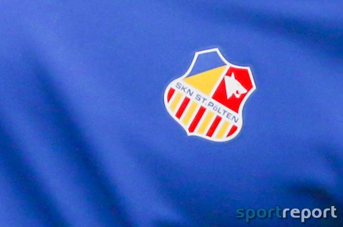Fußball, Bundesliga, Tipico Bundesliga, SKN St. Pölten, Lonsana Doumbouya