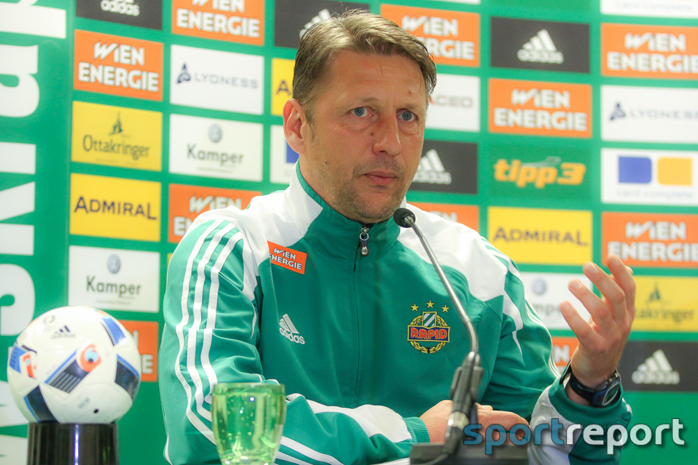Fußball, Barisic, Zoran Barisic, Bundesliga, Tipico Bundesliga, Rapid Wien