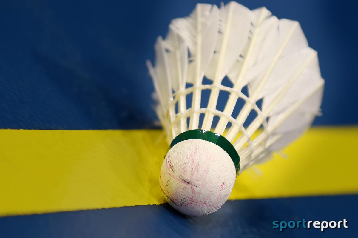 Jamaica International 2016, Obernosterer , Baldauf, Kingston, Halbfinale, Badminton - Foto © Sportreport