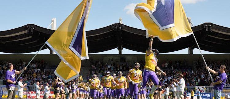 American Football, Österreich, Vienna Vikings, Swarco Raiders Tirol, Dacia Vienna Vikings, Kevin Burke, Chris Calaycay, Shuan Fatah, Austrian Bowl XXXIIII