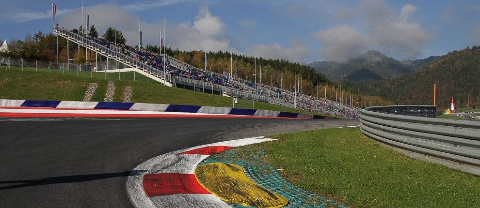 Formel 1, Red Bull Ring