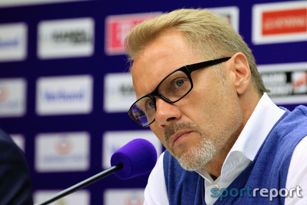 Thorsten Fink (Trainer Austria Wien):