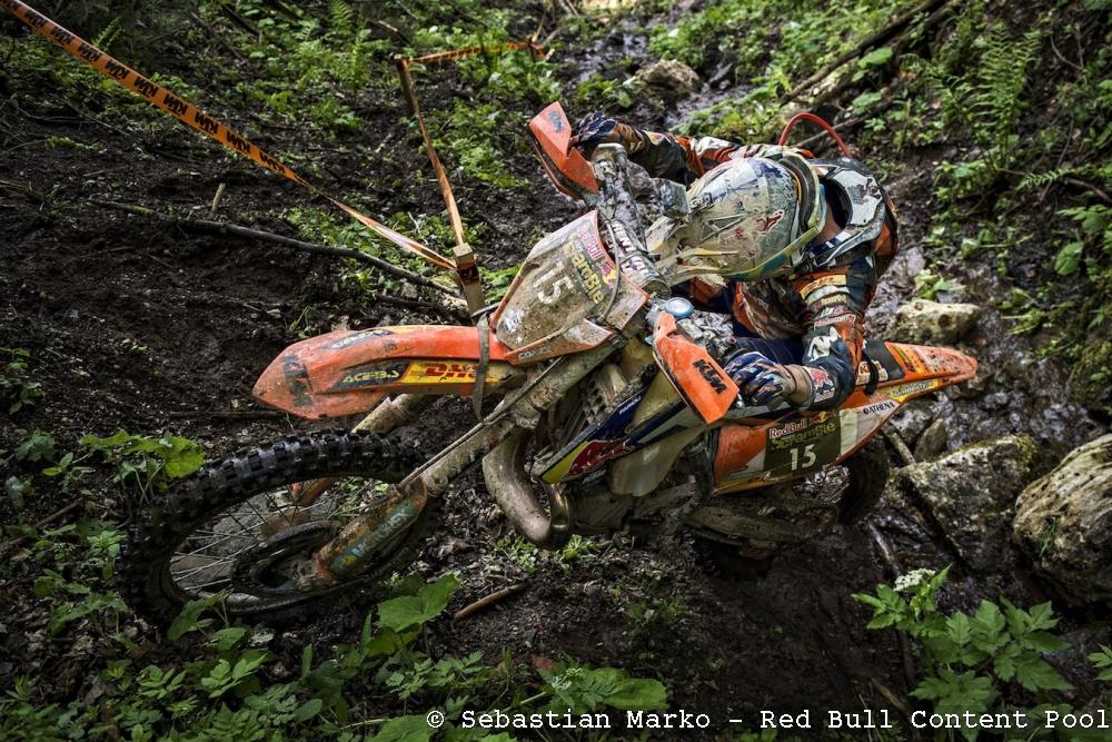 Erzbergrodeo XXII - Graham Jarvis besiegt den Berg aus Eisen zum dritten Mal