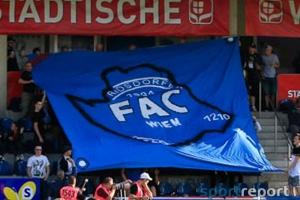 Fußball, Erste Liga, Sky Go Erste Liga, FAC, Floridsdorfer AC, Gruber, Horst Gruber