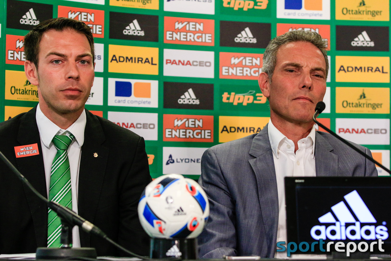 Fußball, Bundesliga, Tipico Bundesliga, Rapid Wien, Präsident, Michael Krammer, Damir Canadi, Kronen Zeitung, Interview