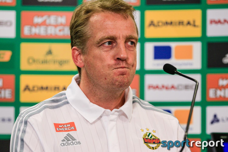 Keine Tore bei erstem Europa League-Auftreten von Rapid