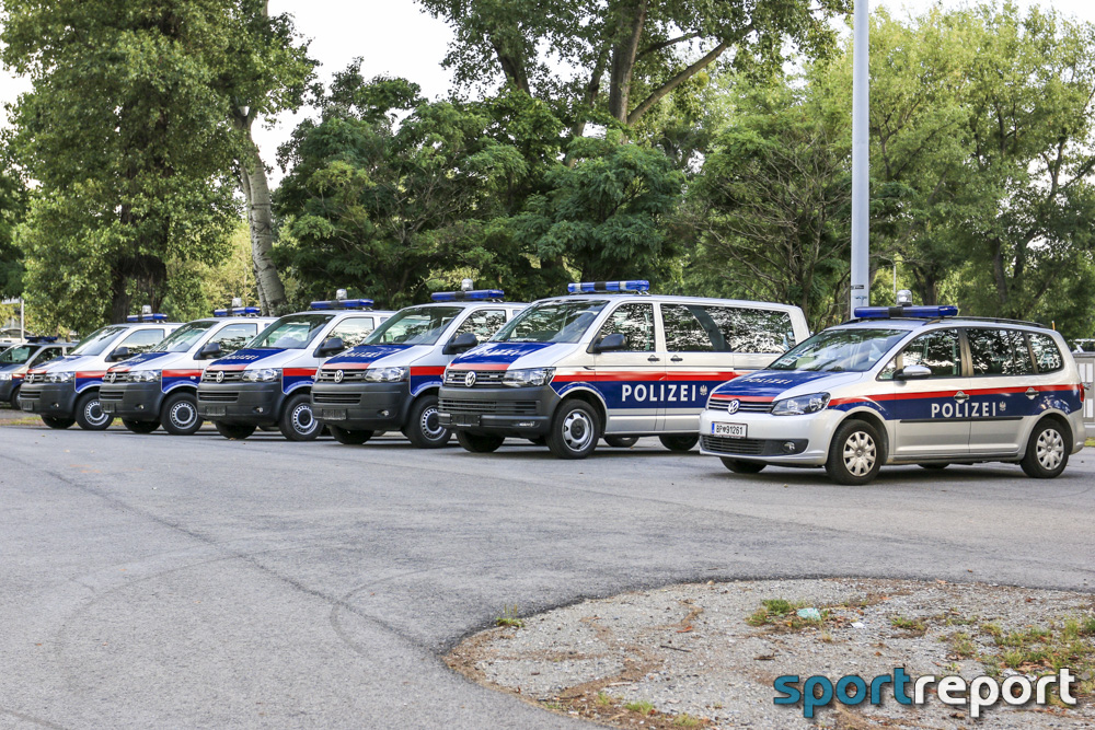 Rapid, Rapid II, Austria Amateure, Polizei, Wiener Polizei