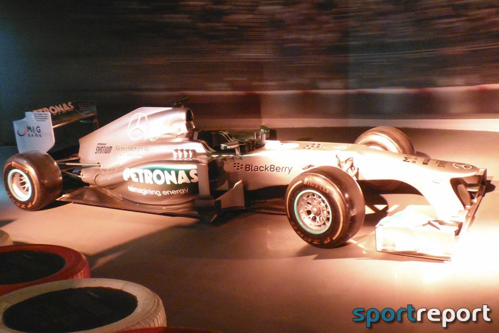 Formel 1, Grand Prix von Brasilien, Sao Paulo, Raubüberfall, Mercedes