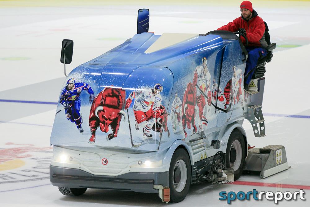 EBEL, Red Bull, Salute, Malmö Redhawks, HIFK, Red Bull München - Foto © Sportreport