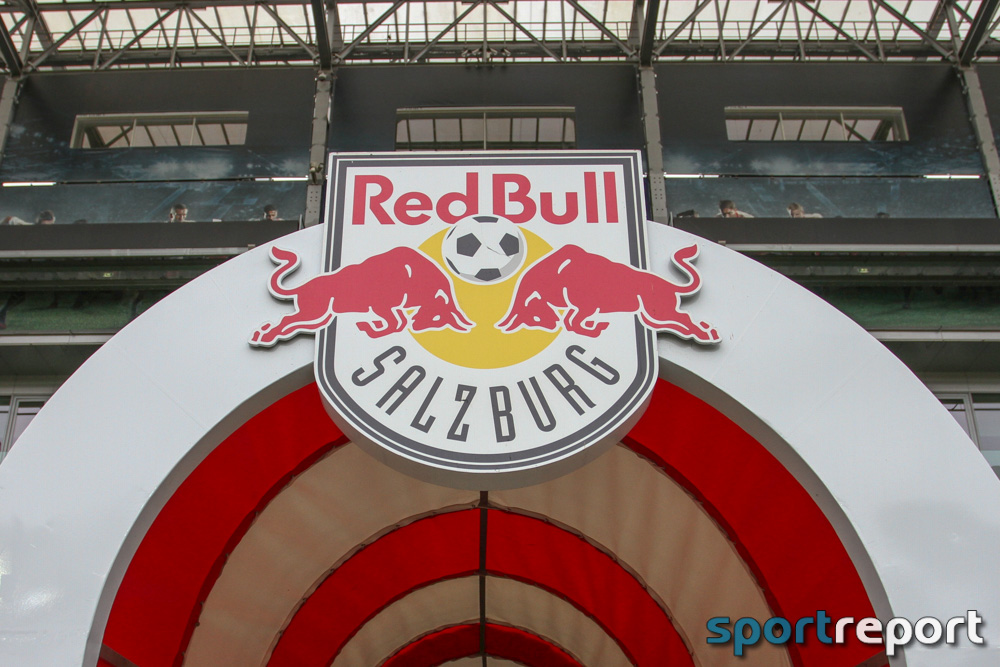 Red Bull Salzburg, David Atanga