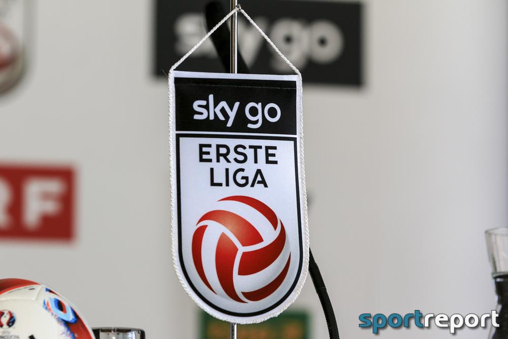 Fußball, Erste Liga, Sky Go Erste Liga, 35. Runde, Zahlen, Fakten, Daten, LASK Linz, FAC, WSG Wattens, Wacker Innsbruck, FC Liefering