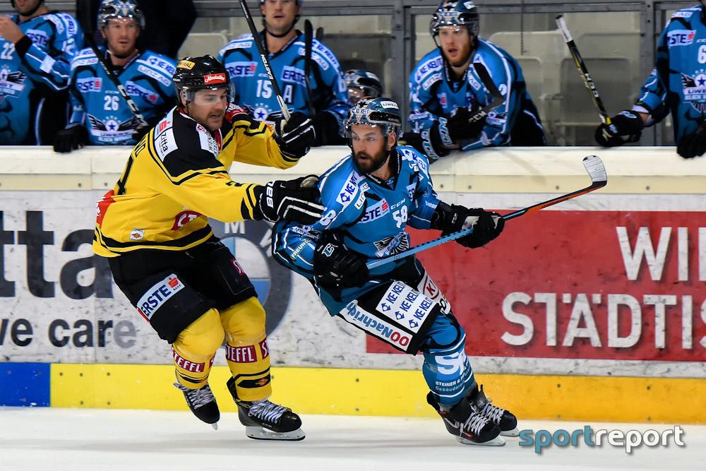 Eishockey, EBEL, Erste Bank Eishockey Liga, Black Wings Linz, Robert Lukas, Philipp Lukas, Mario Altmann, Patrick Spannring