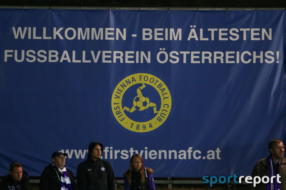 Fußball, FK Austria Wien, First Vienna FC, SK Wiener Sportklub, Spendenaktion
