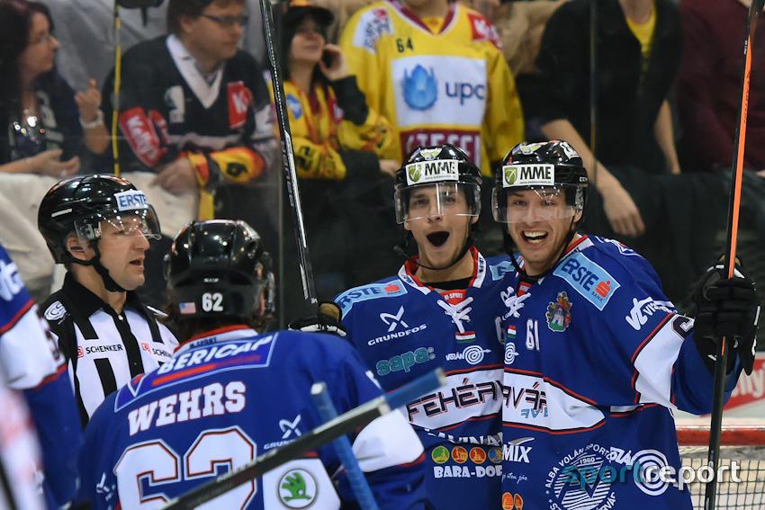 Eishockey, EBEL, Fehervar, Fehervar AV19, Jesse Jyrkkiö, Jyrkkiö, Erste Bank Eishockey Liga