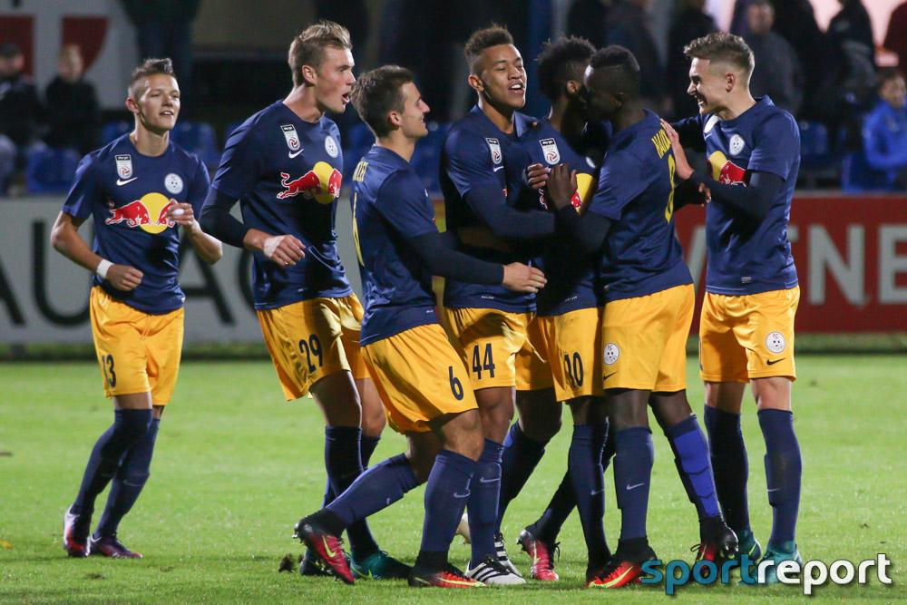 Fußball, Erste Liga, Sky Go Erste Liga, FC Liefering, Kapfenberg, Bojan Lugonja