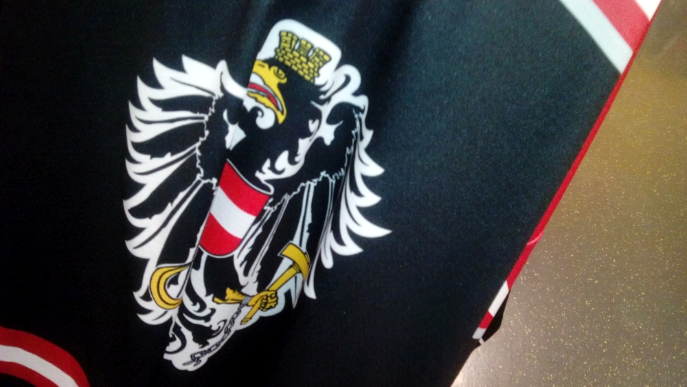 Wappen Österreich Trikot