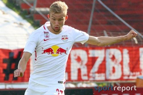 Konrad Laimer ersetzt den verletzten Florian Grillitsch