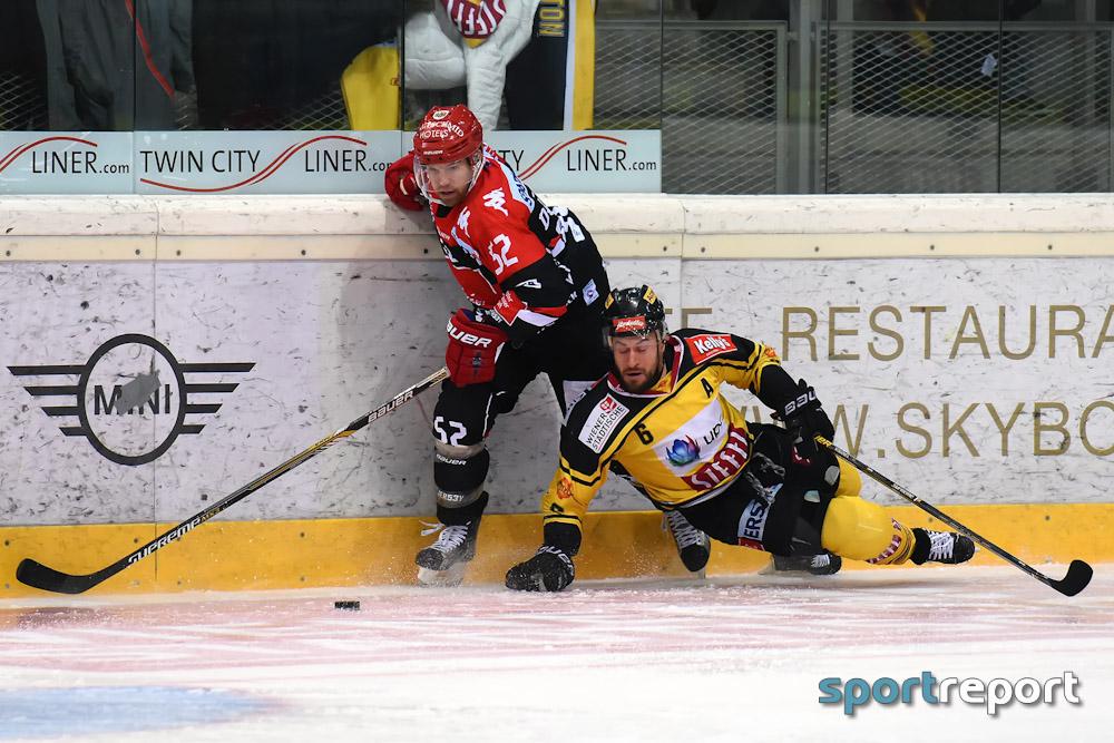 Eishockey, EBEL, Erste Bank Eishockey Liga, Pick-Round, Vienna Capitals, HC Innsbruck, HC Innsbruck vs. Vienna Capitals