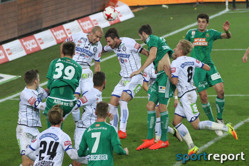 Fußball, Tipico Bundesliga, 25. Runde, Rapid Wien, Sturm Graz, Topspiel, Vorbericht, #stuscr