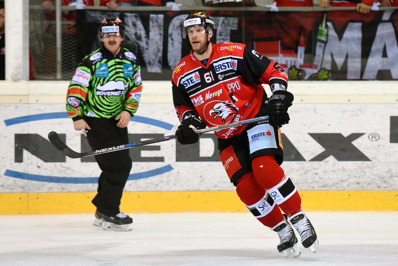 Eishockey, EBEL, Orli Znojmo, Erste Bank Eishockey Liga