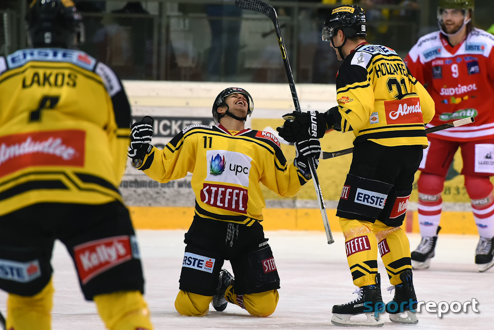 Eishockey, HC Bozen, HCB Südtirol, #VIC, #HCB, Vienna Capitals vs. HCB Südtirol, Spiel Vier, Spiel 4, EBEL, Erste Bank Eishockey Liga, Playoffs