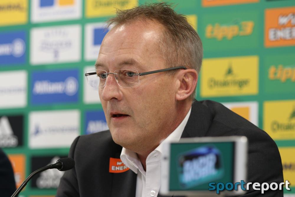 Fußball, Rapid Wien, Tipico Bundesliga, Beric, Robert Beric, Fredy Bickel, St. Etienne