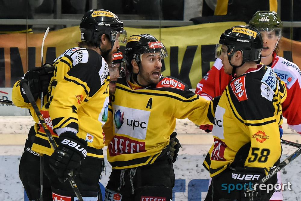 Eishockey, EBEL, Erste Bank Eishockey Liga, Vienna Capitals