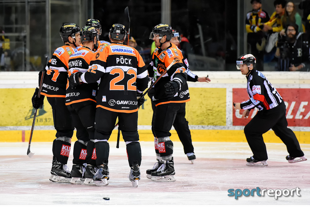 EBEL, Erste Bank Eishockey Liga, Österreich, Graz 99ers, Hannu Toivonen, Florian Iberer, Jonathan Carlsson, Brock Higgs, Brock Nixon, Transfer